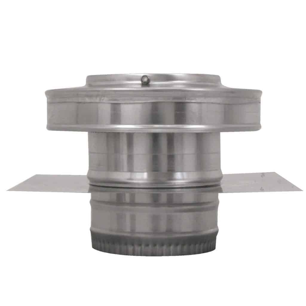 Round Back Residential Roof Jack Vent Cap