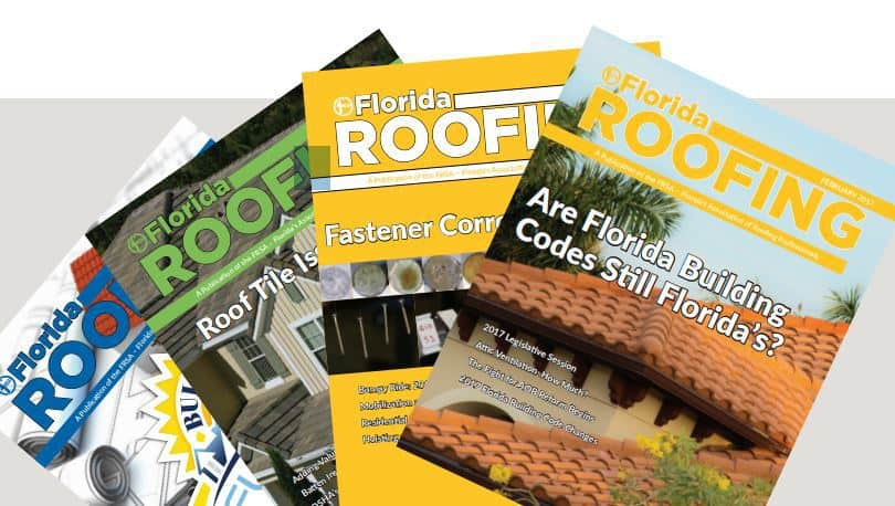 Active Ventilation (images.roofvents.com) is featured in the Florida Roofing Magazine